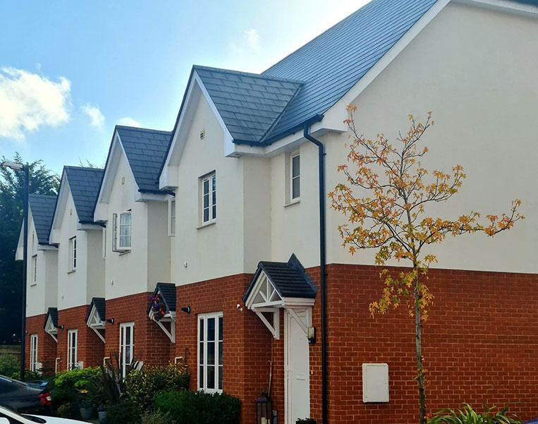 8 Terrace Houses